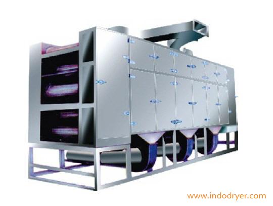 Harga Mesin Dryer DW Multi-layer Mesh-Belt Dryer